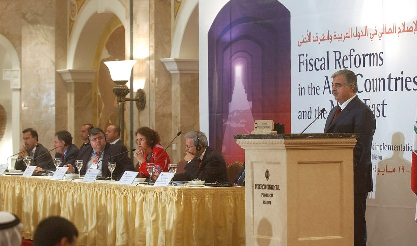 Fiscal Reform Conference
