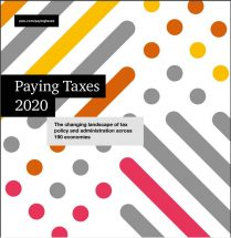 Paying Taxes 2020